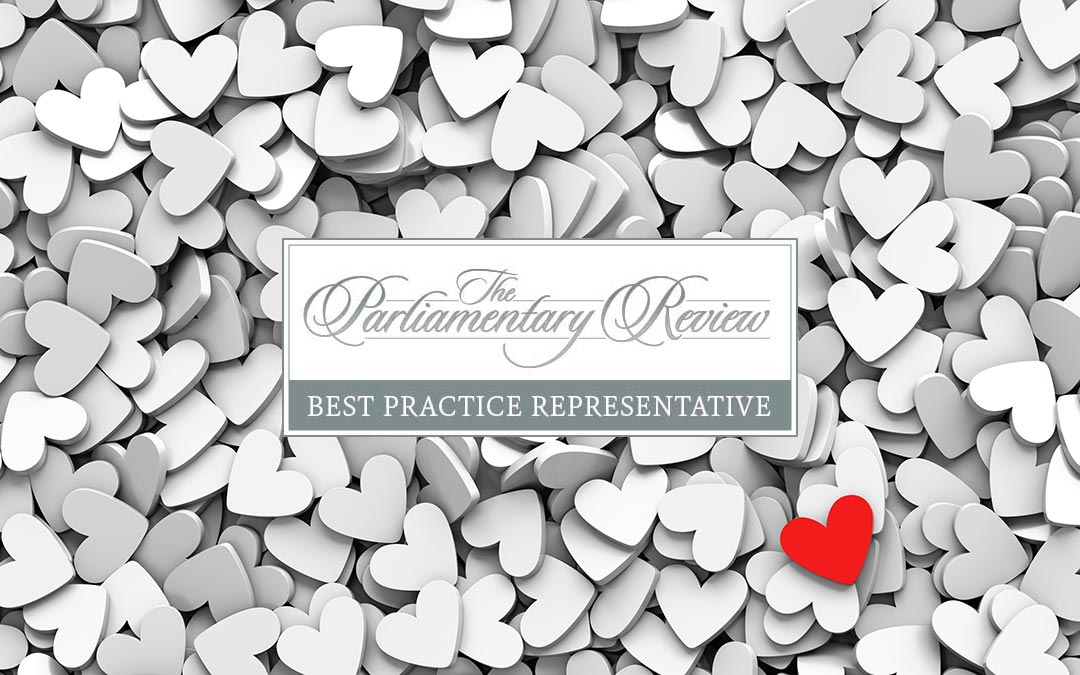 A Great Honour For Attractive Partners – Best Practice Representative 2019
